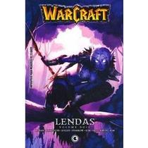 Novo Mangá Original Warcraft Lendas Volume 2 Em Português