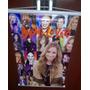 Demi Lovato Poster + Caderno + Adesivos + Chaveiro