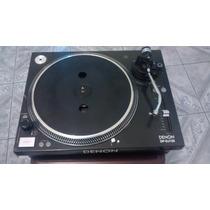 Toca Discos Profissional Denon Dp-dj100 ( Par )