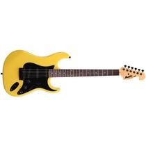 Guitarra Memphis Stratocaster Mg32 An Amarelo Neon - Gt0041