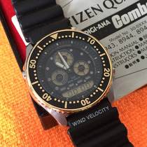 Promaster Combo 8946 Ouro - Muito Conservado Ép. Wingman