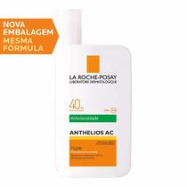 Protetor Solar Anthelios Fps 40 Ac Fluide - Antioleosidade