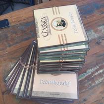 Coleção K7 + Livros Clássica História Dos Gênios Da Música