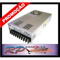 Fonte Chaveada Som Automotivo Camera 12v 50a 600w - Bivolt