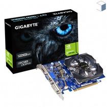 Placa De Vídeo 2gb Gt420 Ddr3 128 Bits Gigabyte Gv-n420-gl