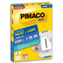 Etiqueta Ink-jet/laser A4 143,4x199,9 A4368 Pimaco