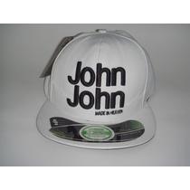 Boné John John Aba Reta