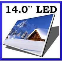 Tela Led 14 Notebook Itautec W7425 W7535 E4121 W7545 W7550