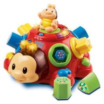Brinquedo Infantil Educativo Oaninha Maluquinha Com Sons