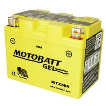 Bateria Gel Motobatt Mtz5br Ytx4l-bs Honda C 100 Dream C100