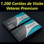 produto Vetores Cartões De Visita Corel Illustrator Photoshop Vetor