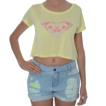 Blusa Feminina Roxy Vintage Summer Dream