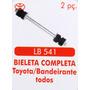 Bieleta Completa Toyota Bandeirante Todos 2 Peças