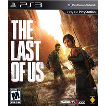 The Last Of Us 100% Em Português Mídia Física Ps3