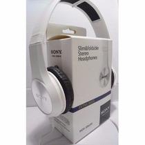 Headphone Fone Ouvido Slim Sony Stereo Mdr-xb6100