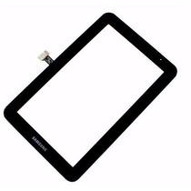 Tela Touch Screen Samsung Galaxy Tab 2 P3100 P3110 7.0 Preto