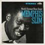 Lp Memphis Slim Worlds Foremost Blues Singer Importado