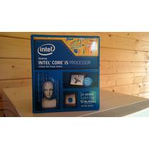 Kit Core I5 4690k 3.5ghz +asus H81m + 4gb Ram Ddr3 1600mhz