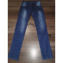 Calça Jeans Infantil Feminina Tam 2 Ao 16! Nova