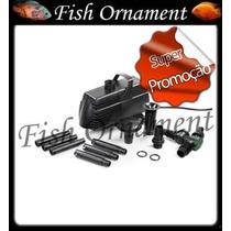 Bomba Cubos Jato 4000 Com 2 Chafariz 220v Fish Ornament