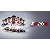 F1 2016 Steam Pc Entrega Imediata