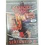 Karaoke Sertanejo Vol.03 Coletânea Karaokê Dvd
