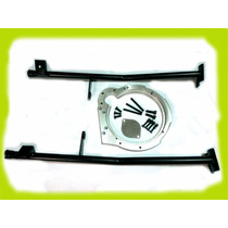 Kit Flange Motor Cht X Câmbio Fusca Completo