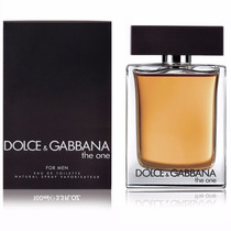 Perfume Dolce Gabbana The One Masculino 100ml -100% Original