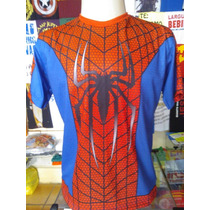 Camiseta Homem Aranha Spiderman Marvel