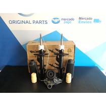 Amortecedores Dianteiro Kit Completo Axios Honda Fit