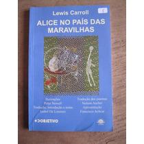 Livro: Alice No País Das Maravilhas De Lewis Carroll