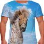 Camiseta Cavalo Appaloosa Sky Masculina