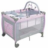 Berço Bebê Cercado Portátil Plus Baby Style !