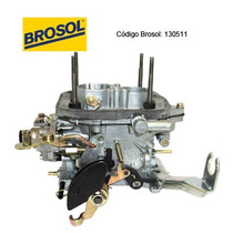 Carburador Escort Hobby 1.0 Motor Cht Gasolina Solex Brosol