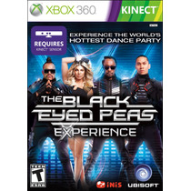 Jogo The Black Eyed Peas Experience - Xbox 360 Ubisoft