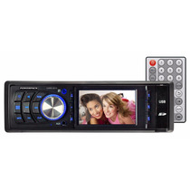 Radio Automotivo Mp3 Mp4 Mp5 Com Visor Lcd Usb Sd Aux Rca