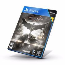 Batman¿: Arkham Knight - Ps4 - Digital Envio 24 Horas