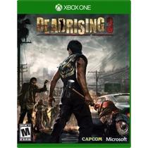 Dead Rising 3 (mídia Fisica Em Portugues) - Xbox One