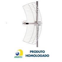 Oiw-2421g - Antena 2,4ghz Grade 21dbi - Cabo 12m
