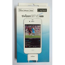 Receptor Tv Digital Tivizen Sbtvd Dongle 30 Pinos Ibz-200