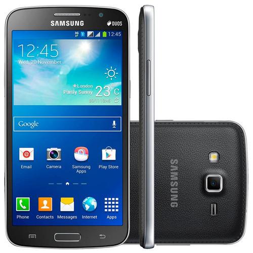 Samsung G7102 Galaxy Gran 2 Duos Tv Preto 8gb 8mp Nf - e