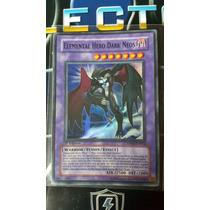 Yugioh - Elememtal Hero Dark Neos ( Super )