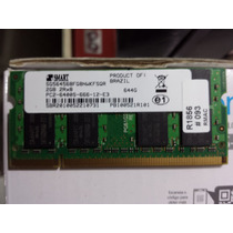 Memoria Not E Netbook 2gb Ddr2 800 Mhz Pc2-6400