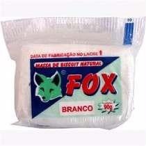 Massa De Biscuit Fox Branca 1kg