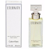 Perfume Eternity Feminino Edp 50ml Calvin Klein