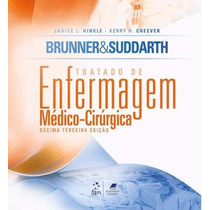 Mamunal De Enfermagem Médico-cirúrgica 13 Ed Brunner - Ebook