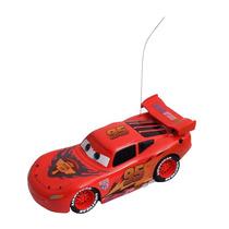 Carro De Controle Remoto Champions Carros 15003 Mcqueen Toyn
