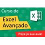 Curso De Excel Avançado - Aulas Para Empresa E Funcionários