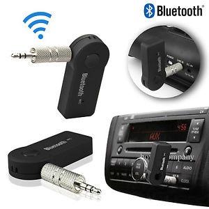 Kit 5x Receptor Audio Bluetooth Adaptador Musica Conector P2
