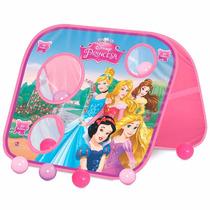 Jogo Acerte O Alvo Play Ball Disney Princesas 20 Bolas 2315